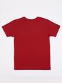 Джемпер для мальчика, цвет: бордовый