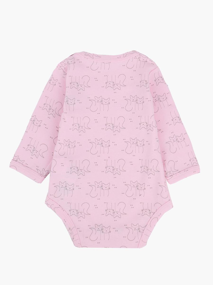 Боди детское, цвет: светло-розовый