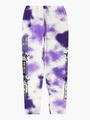 Лосины для девочки, цвет: фиолетовый