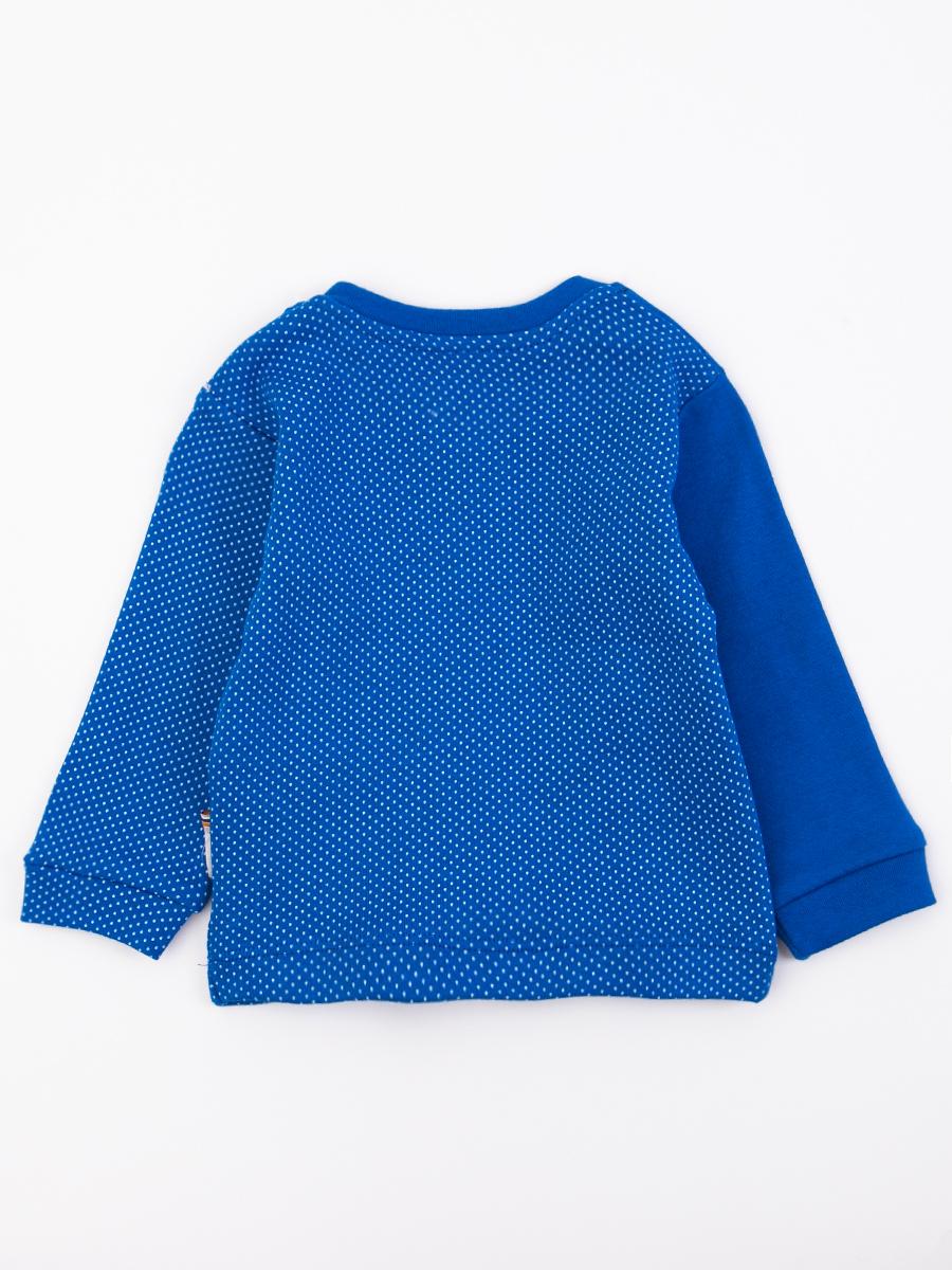 Кофточка для мальчика, цвет: синий