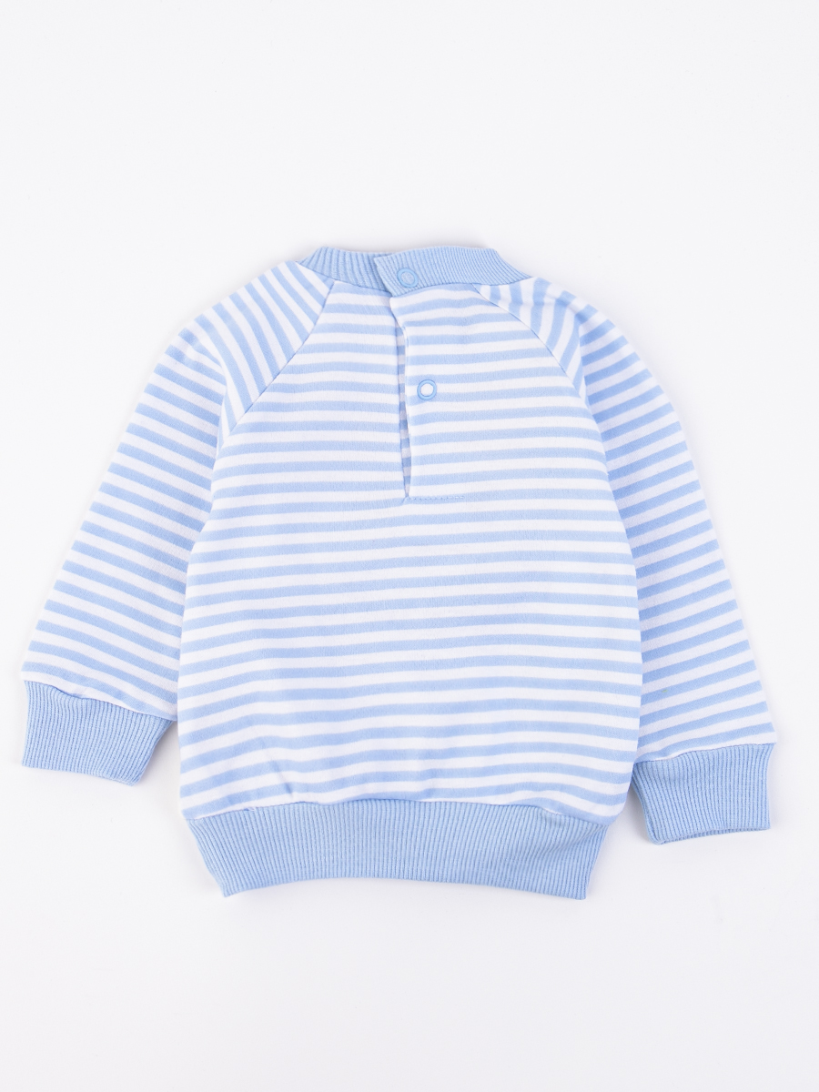 Кофточка для мальчика, цвет: голубой