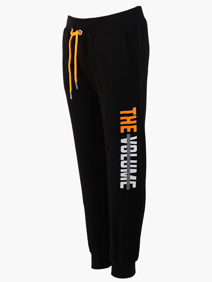 Комплект для мальчика: толстовка и брюки спортивные, цвет: бежевый