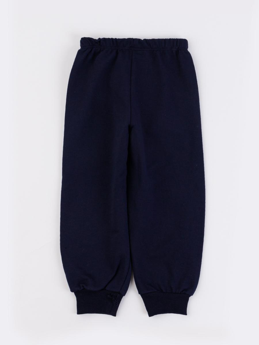 Комплект для девочки: кофточка, штанишки и болоньевый жилет на синтепоне, цвет: светло-розовый