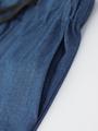 Брюки прямые со средней посадкой для мальчика, цвет: синий