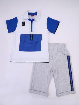 Комплект для мальчика: футболка и бриджи