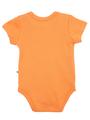 Боди для девочки, цвет: оранжевый