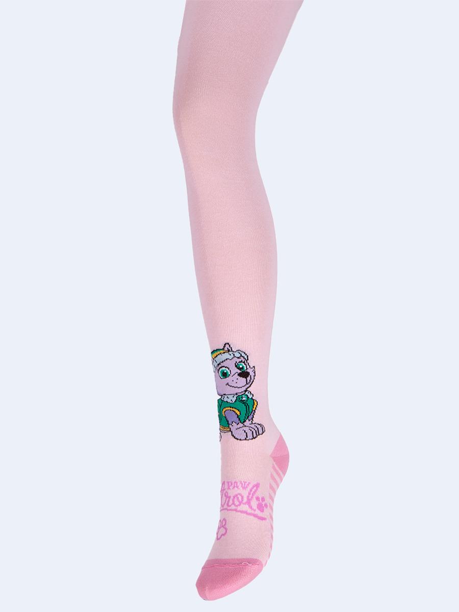 Колготки для девочки, цвет: светло-розовый