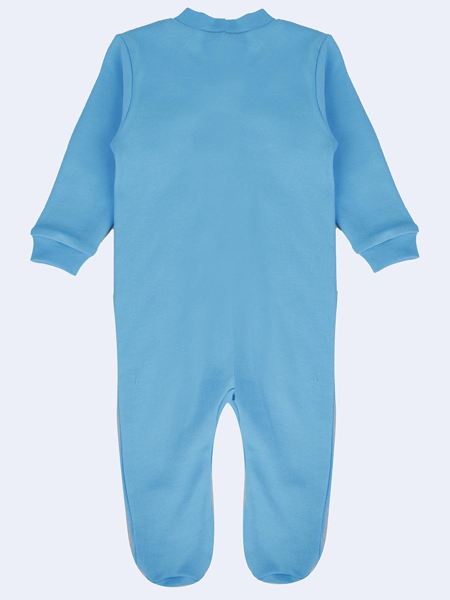 Комбинезон детский, цвет: бирюзовый