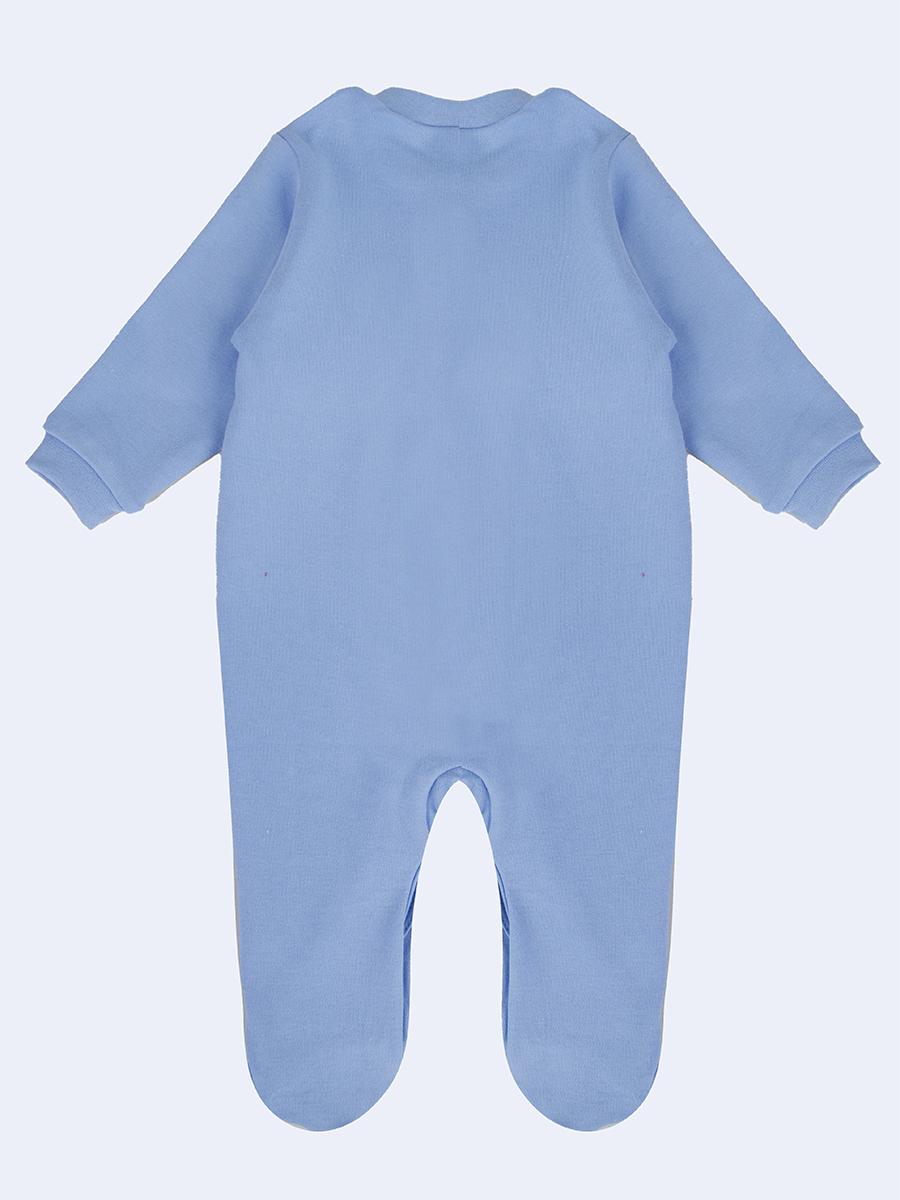 Комбинезон детский, цвет: голубой