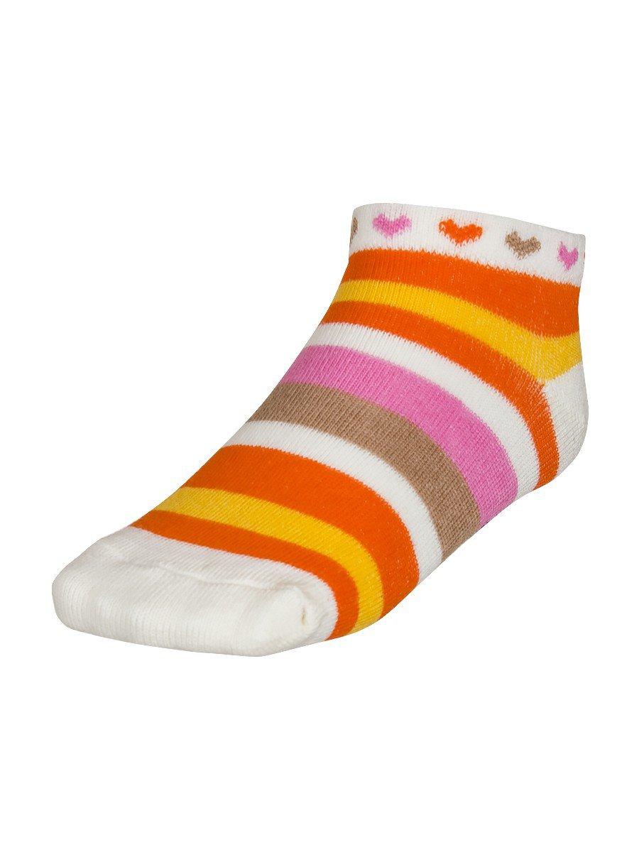 Носки детские, цвет: оранжевый