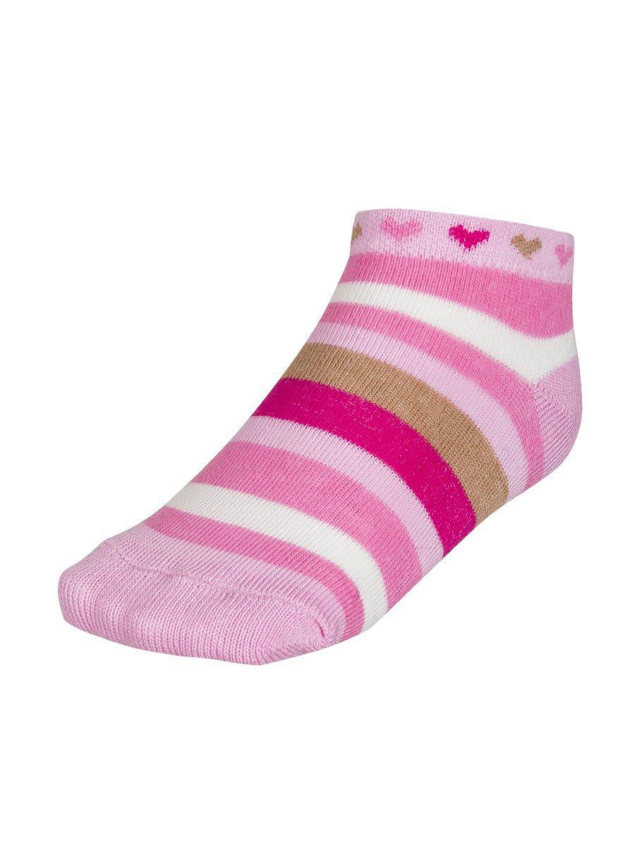 Носки детские, цвет: розовый