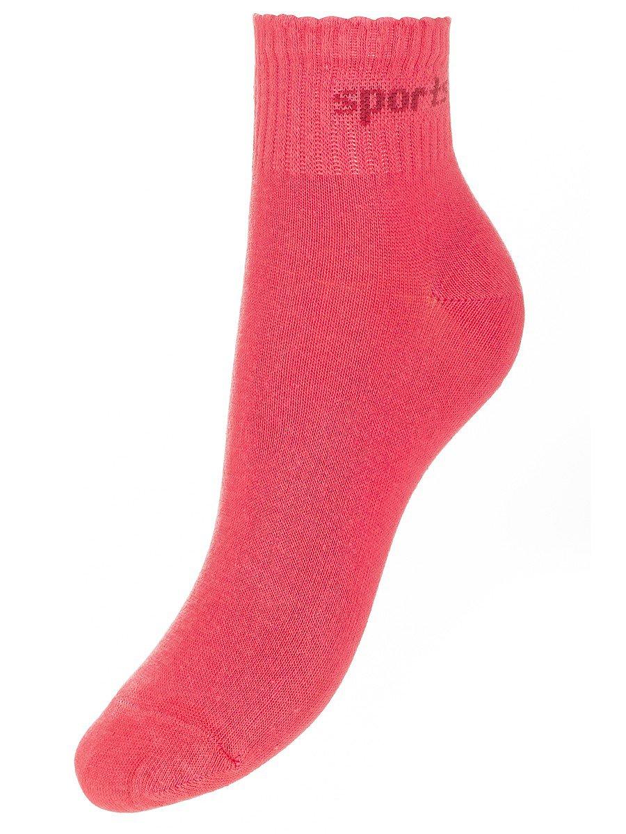 Носки детские, цвет: коралловый