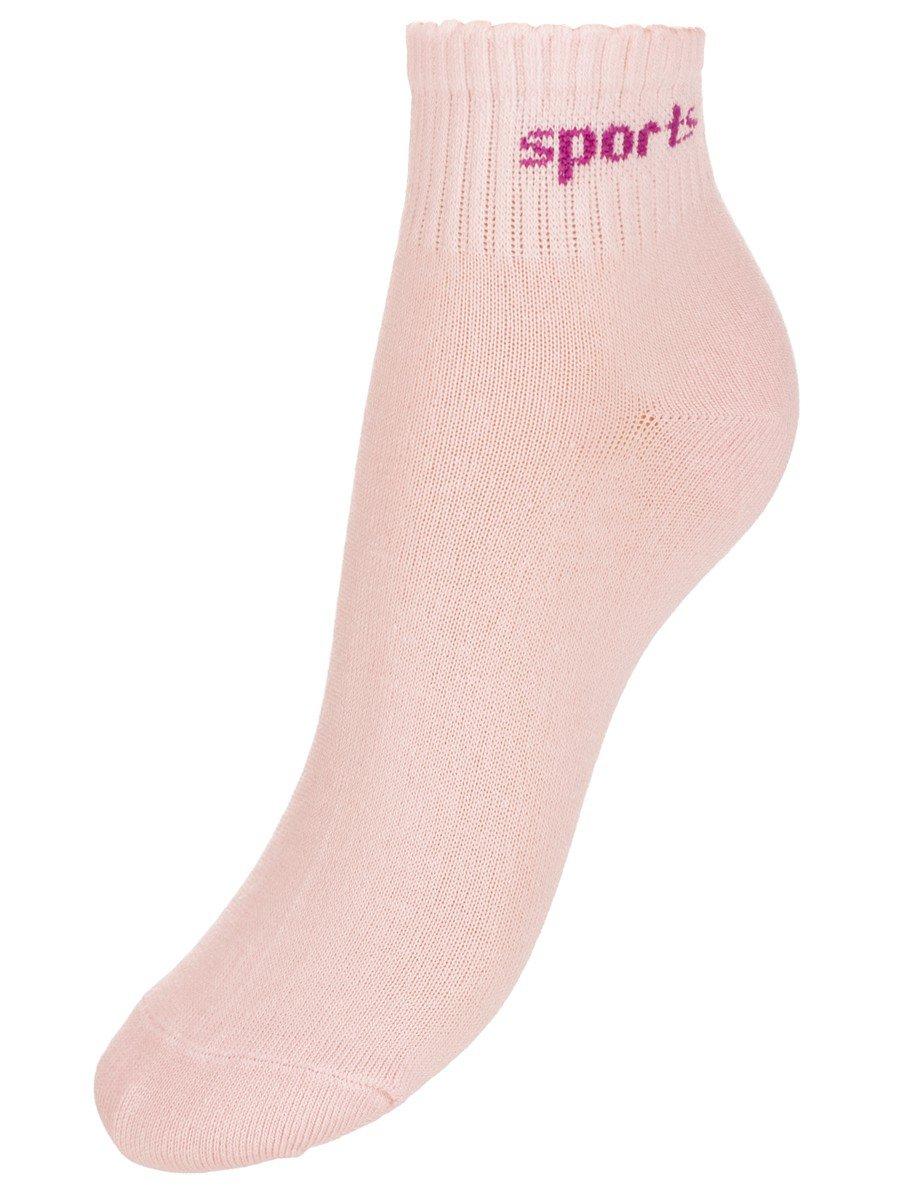 Носки детские, цвет: персиковый
