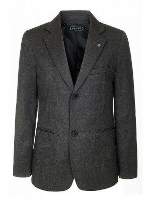 Пиджак текстильный для младшего школьного возраста