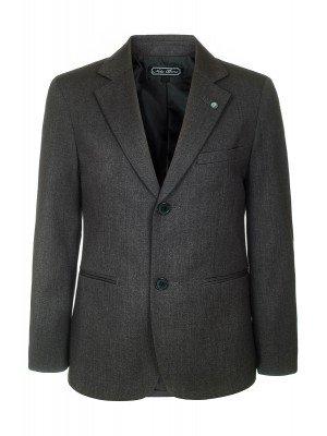 Пиджак текстильный для старшего школьного возраста