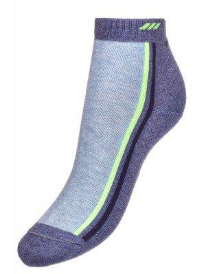 Носки спортивные ACTIVE (134) джинс