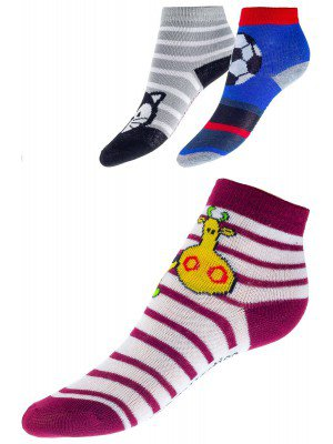 Носки для мальчика 3шт/уп