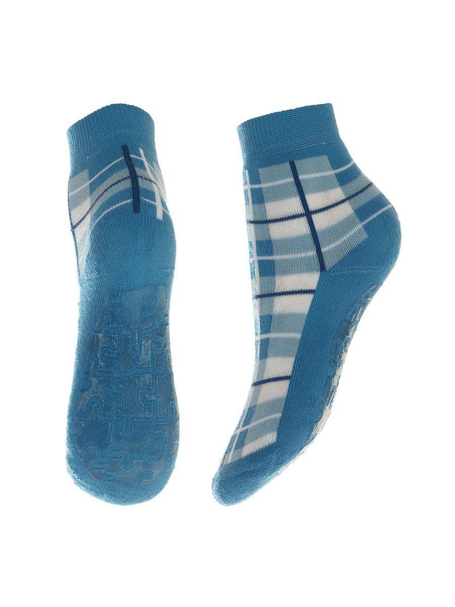 Носки детские махровые  SOF-TIKI 7С-99СП,119 голубой, цвет: голубой