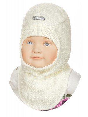 Шапка-шлем для девочки