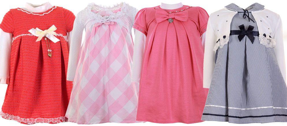 Теплое Детское Платье Купить